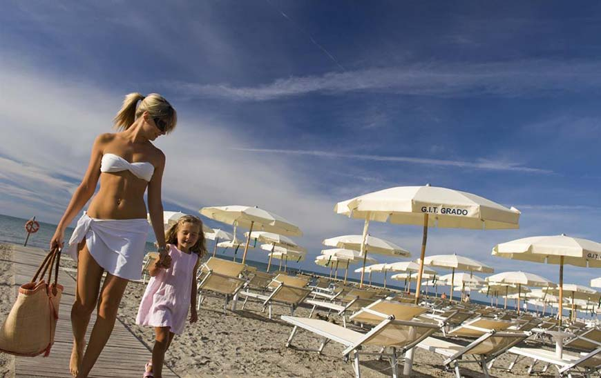 Laguna Palace Hotel Grado Go Italien