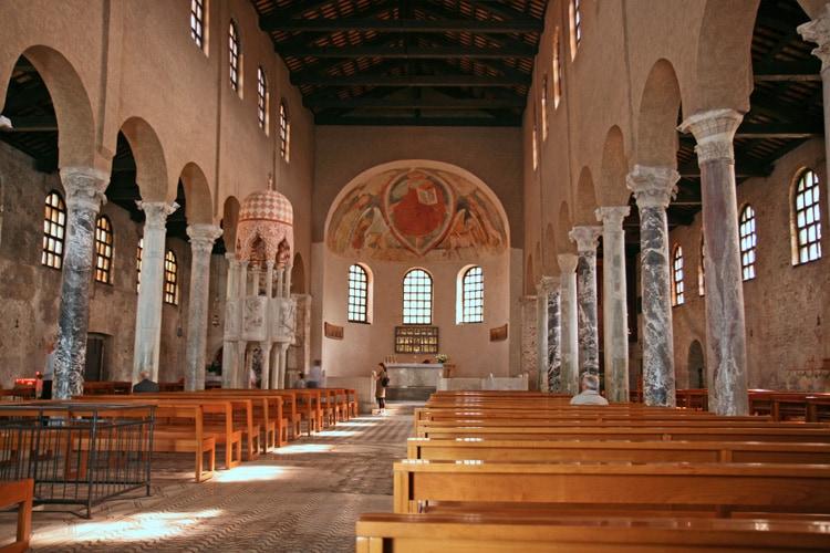 Basilica di santa eufemia hotel europa grado for Hotel euro meuble grado