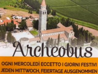 Archeobus - Hotel Europa Grado